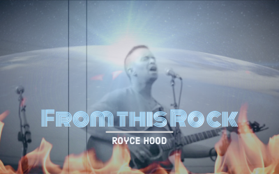 From this Rock, music video about trusting the Holy Spirit, now streaming!