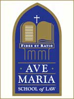 Ave Maria School of Law (pro-life events 09-12)