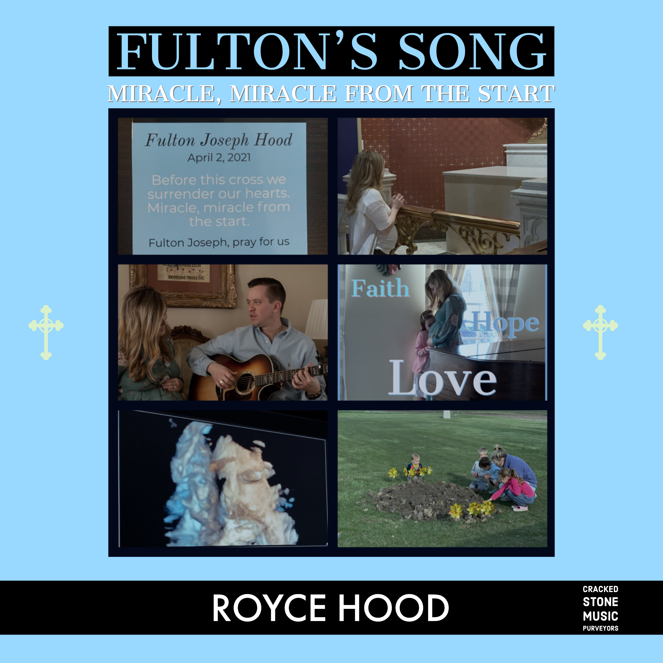 Fulton's Song Now Streaming Worldwide!
