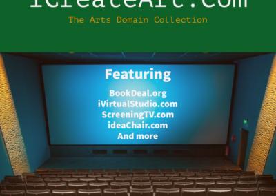 iCreateArt portfolio